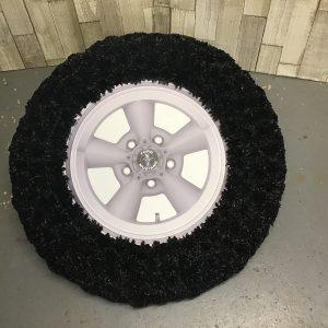 Mustang Car Wheel